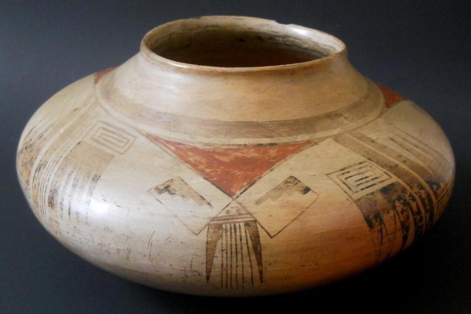 NAMPEYO of Hano Rare Vintage Hopi-Tewa Pottery for Sale