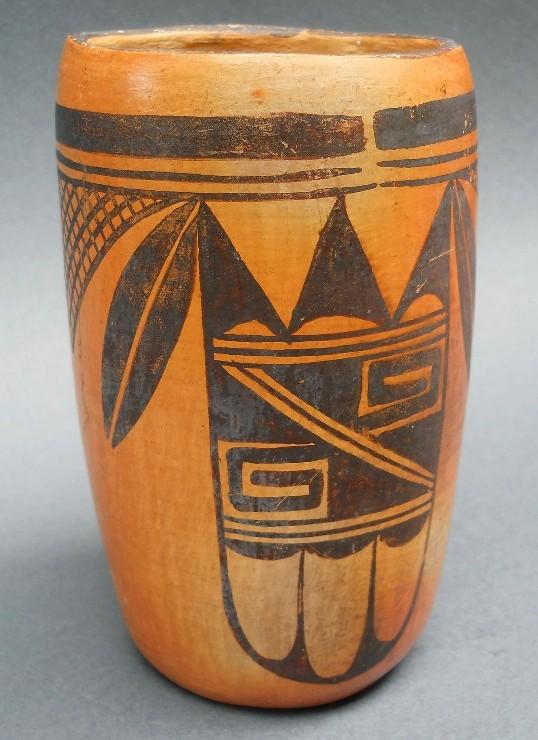 Nampeyo Of Hano Rare Vintage Hopi Tewa Pottery For Sale